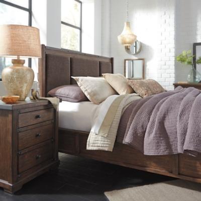 Zenfield Queen Panel BedAshley Furniture HomeStore