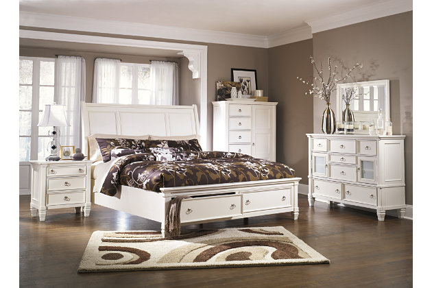 Prentice Chest Of Drawers Ashley Furniture Homestore