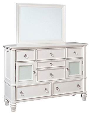 Prentice Dresser and Mirror, , large