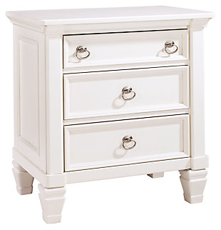 Pice Nightstand Large