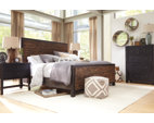 Wesling King Panel Bed