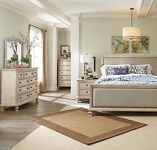 Demarlos Dresser And Mirror Ashley Furniture Homestore