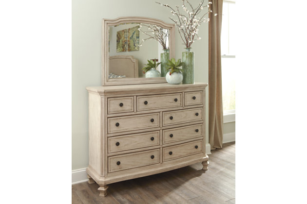 demarlos dresser and mirror ashley furniture homestore