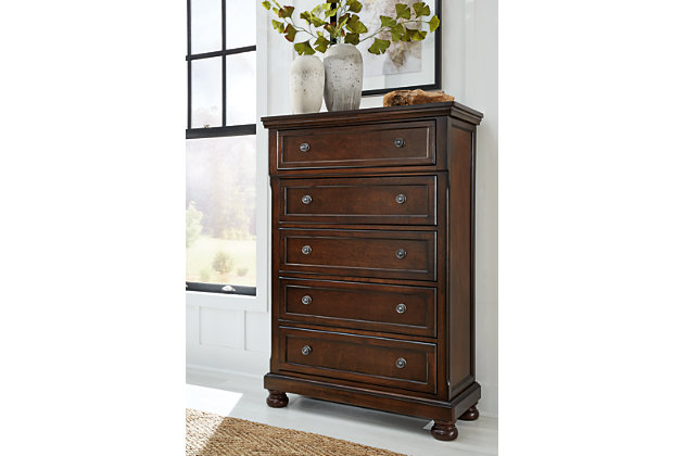 Porter Chest Of Drawers, , Large ...