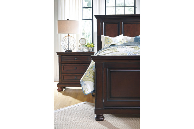 Porter Nightstand | Ashley Furniture HomeStore