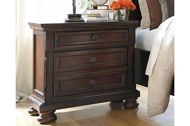 Porter Nightstand Ashley Furniture Homestore