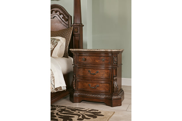 Ledelle Nightstand Ashley Furniture HomeStore