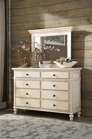 Marsilona Dresser and Mirror, , rollover