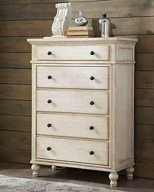 3 Drawer Chest Timeless Elegant Concerto Z Gallerie