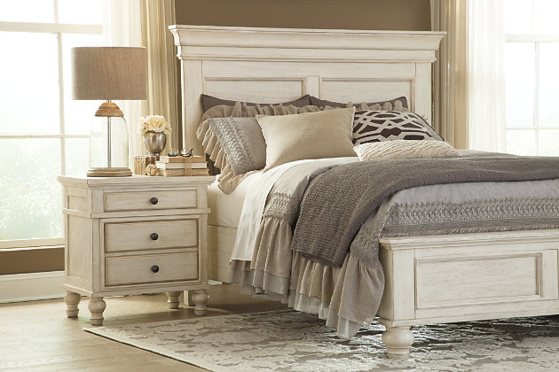Marsilona nightstand ashley furniture homestore for Ashley furniture homestore canada