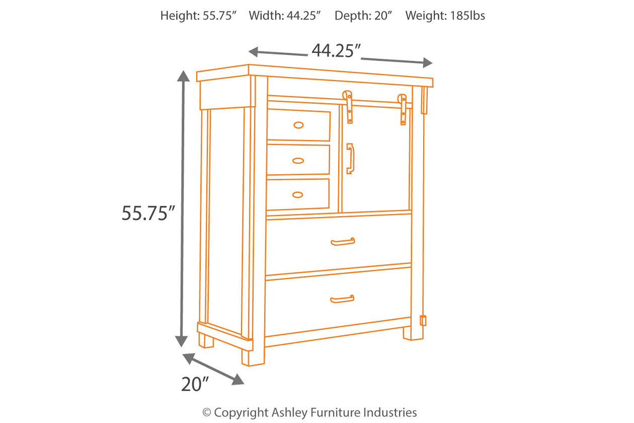 Lakeleigh Chest Of Drawers Images