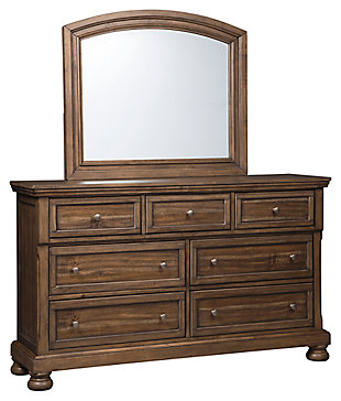 Flynnter Dresser and Mirror, , large