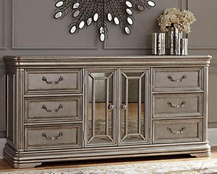 Birlanny Dresser, , rollover