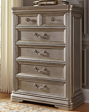 Birlanny Chest of Drawers, , rollover