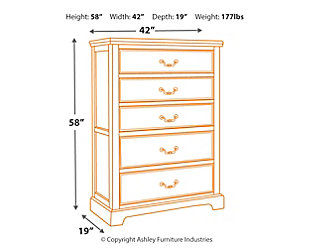 Charmyn Chest of Drawers, , large