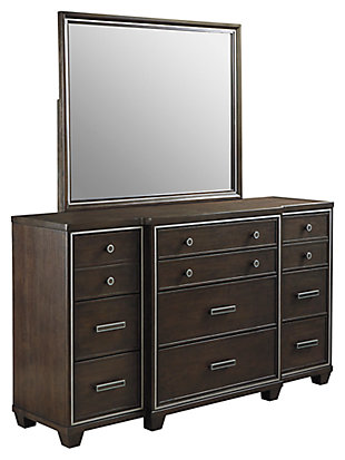 Zimbroni Dresser and Mirror, , large