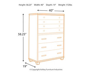 Zimbroni Chest of Drawers, , large