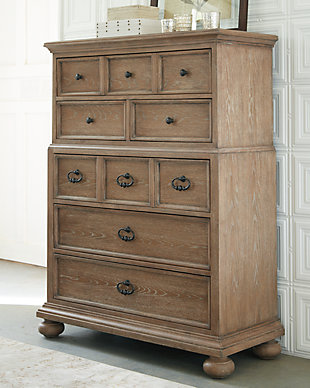 Ollesburg Chest of Drawers, , rollover
