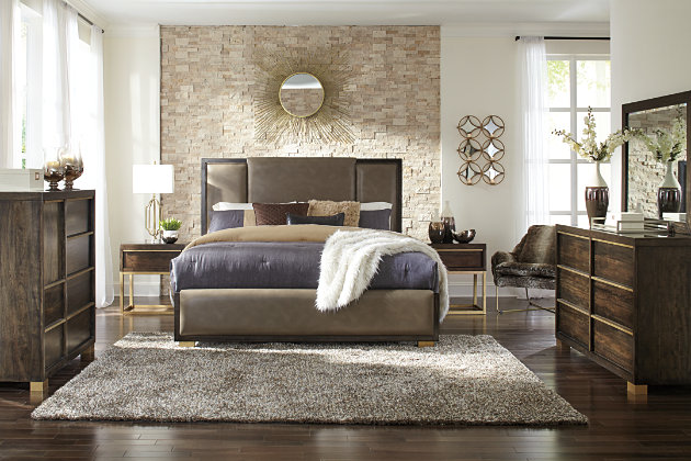 Chaliene Nightstand Ashley Furniture Homestore