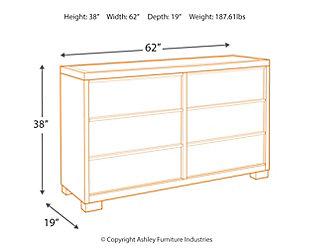 Chaliene Dresser, , large