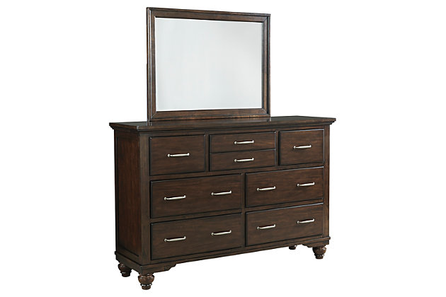 Brossling Dresser and Mirror, , large