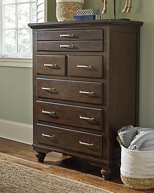 Brossling Chest of Drawers, , rollover
