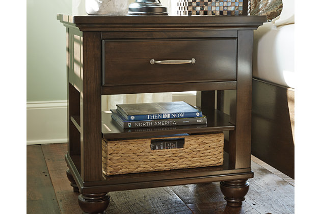 Brossling Nightstand, , large