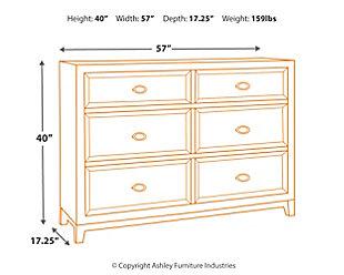 Halamay Dresser, , large