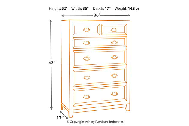 Halamay Chest of Drawers, , large