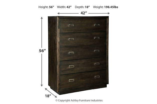 Hyndell Chest of Drawers, , large