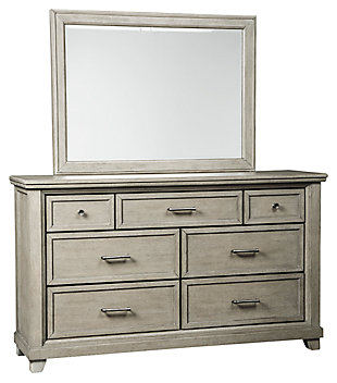 Chapstone Dresser and Mirror, , large