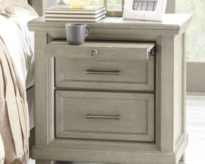 Chapstone Nightstand Ashley Furniture Homestore