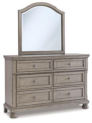 Lettner Dresser and Mirror, , large