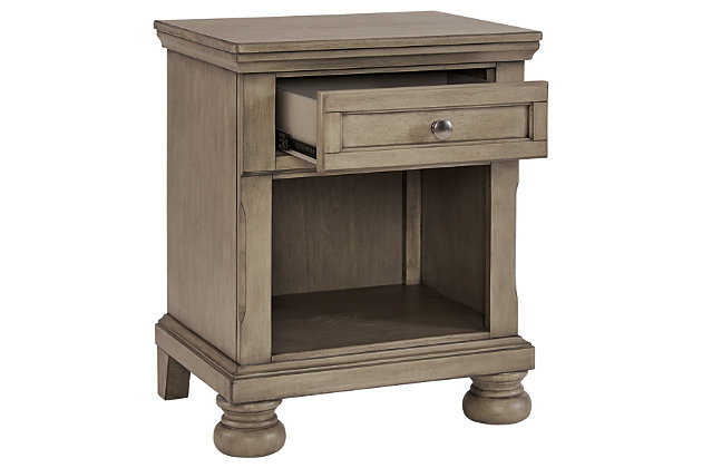 Lettner Night Stand, , large