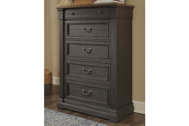 Tyler Creek Chest of Drawers, , large