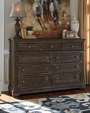 Mikalene Dresser, , rollover