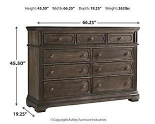 Mikalene Dresser, , large