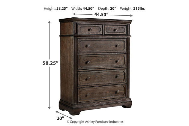 Mikalene Chest of Drawers, , large