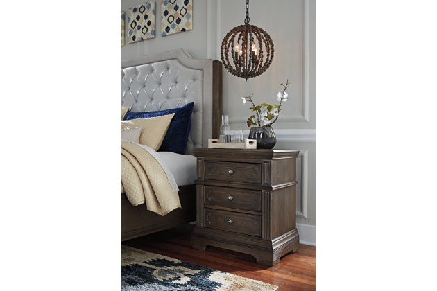 Mikalene Nightstand, , large