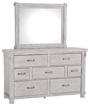 Brashland Dresser and Mirror, , large