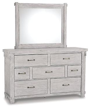 Brashland Dresser and Mirror, , large