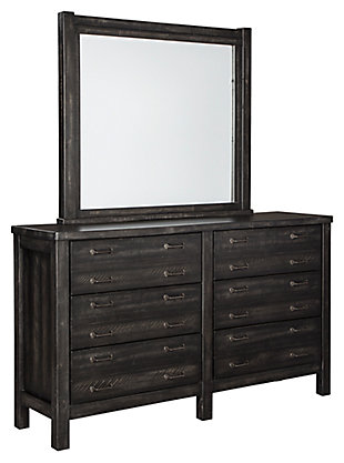 Baylow Dresser and Mirror, , large
