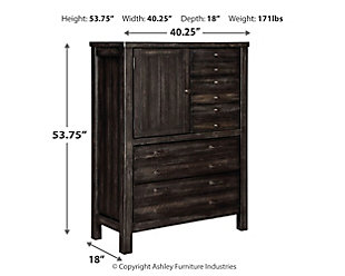Baylow Door Chest, , large