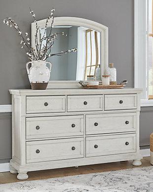 Robbinsdale Dresser and Mirror, , rollover