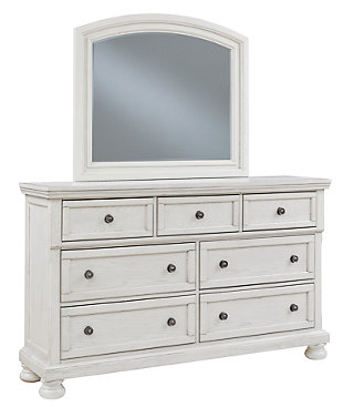 Robbinsdale Dresser and Mirror, , large