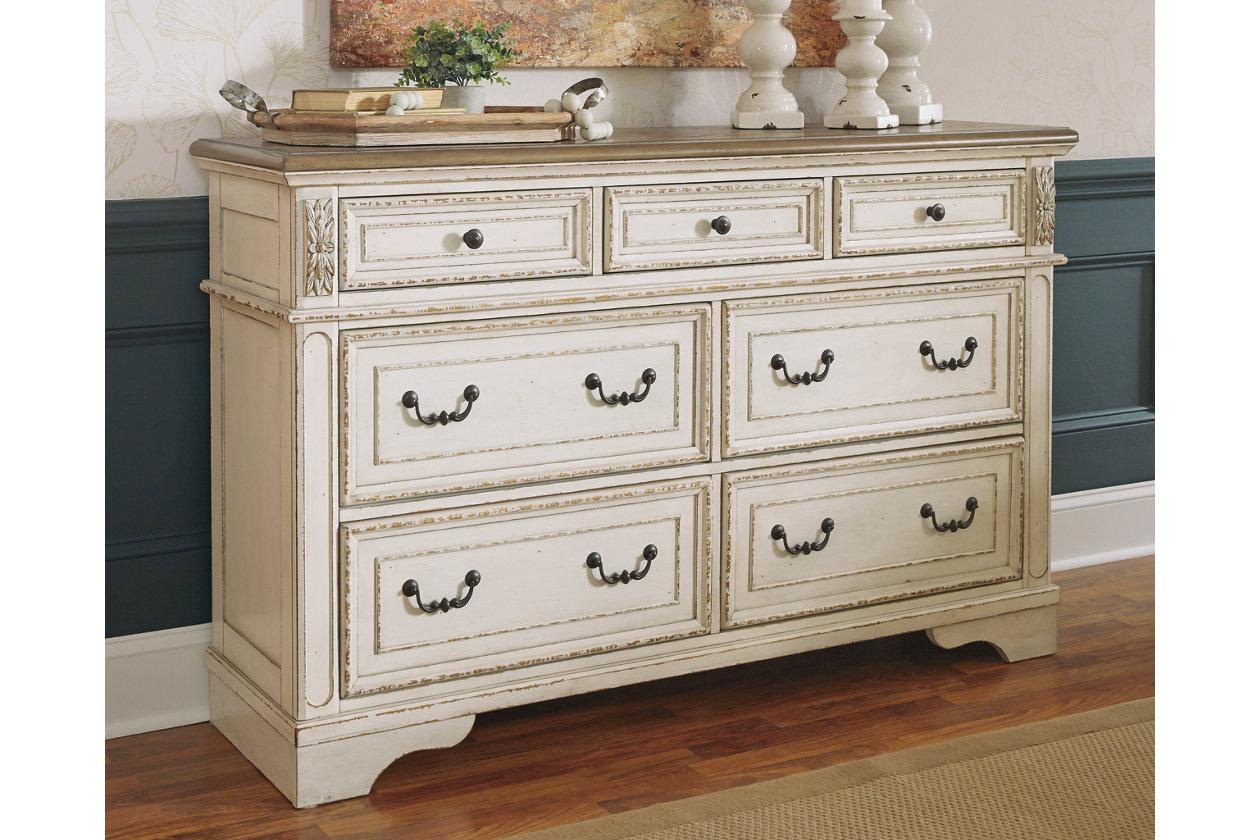 Realyn Dresser Ashley Furniture Home