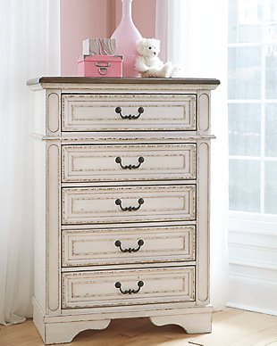 Realyn Chest of Drawers, , rollover