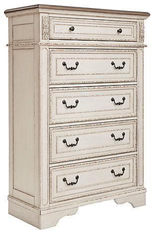 Realyn Chest of Drawers, , large