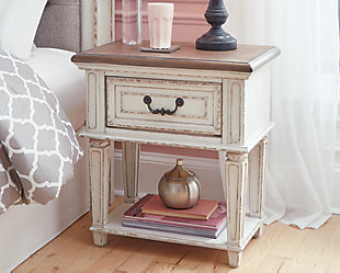 Realyn Nightstand, , rollover