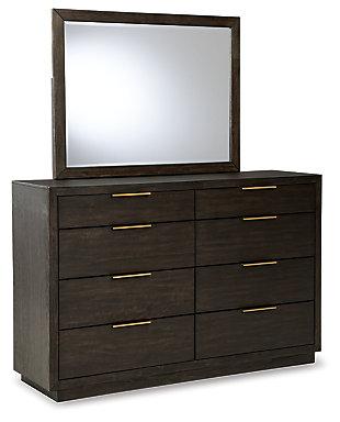 Bruxworth Dresser and Mirror, , large